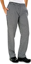 Women's Houndstooth Chef Pant (XS-3X, 2 Colors)