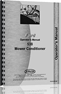 nh mower conditioner