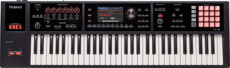 Roland 61-key Music Workstation (FA-06)