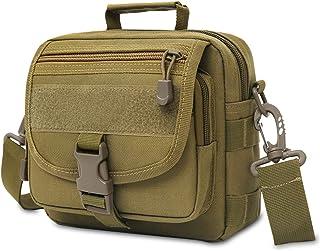 Bolso Bandolera Hombre Pequeñas Bolsos de Oxford Messenger Bag para Colegio Bolsa de Lona Universidad Libro Bolsos Originales Bolsas de Viaje Sport Bag