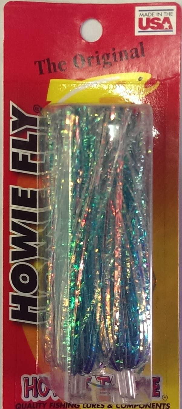 New item Howie's Tackle Aqua 5 000 Classic Howie Fly Fishing Unrig 6 Lure of Pack