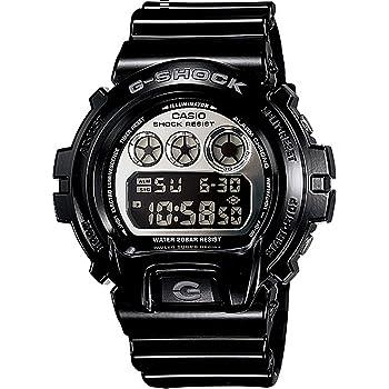 カシオ CASIO G-SHOCK DW-6900NB-1 ブラック 海外モデル メタリックカラーズGショック ジーショック メンズ 腕時計 男性用 時計 ウォッチ 【逆輸入品】