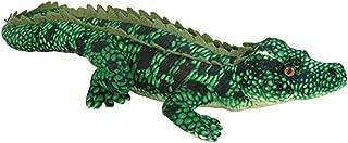 Wildlife Tree 30 Inch Green Alligator Hatchling Stuffed Animal Plush Floppy Zoo Reptile & Amphibian Collection