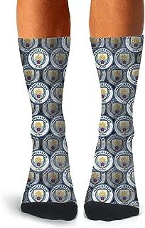 Mens Socks Casual Compression Design Crew Socks
