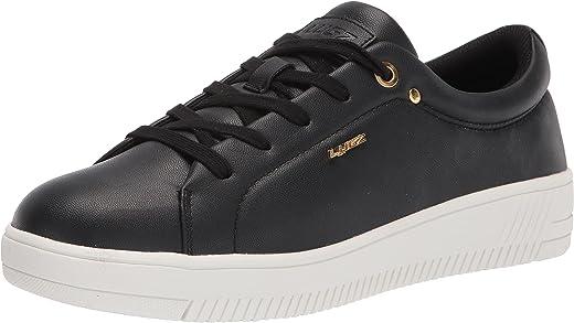 حذاء رياضي للسيدات من لجز آمور, (أسود/أبيض), 38 EU
