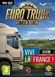 Euro Truck Simulator 2 - Vive La France Add-On (PC DVD)