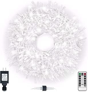 led christmas tree lights indoor