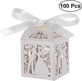 Best luxury wedding favor boxes Reviews