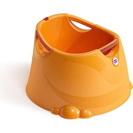 OKBABY Oplà 38134530 Vaschetta per il Bagnetto del Neonato, 12-36 Mesi, Arancione