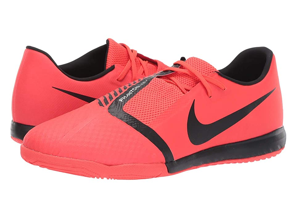 Nike Phantom Venom Academy IC (Bright Crimson/Black/Bright Crimson) Men's Soccer Shoes