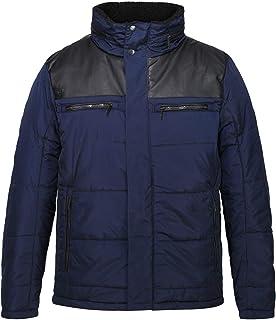 Regatta Men's Arnav Water Repellent Insulated Polyester Lining Internal Security Pocket Jacket With Concealed Hood Jacket