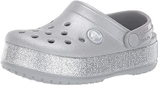 Crocs Unisex-Child Crocband Glitter Clog