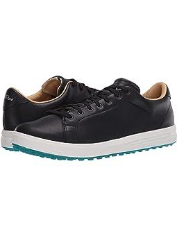 아디다스 남성 골프화 adidas Golf Adipure SP 2,Core Black/Grey Six/Glory Green