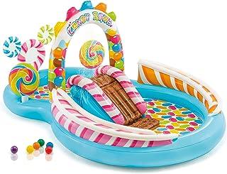 Intex Candy Zone Play Center, Multi-Colour, 57149