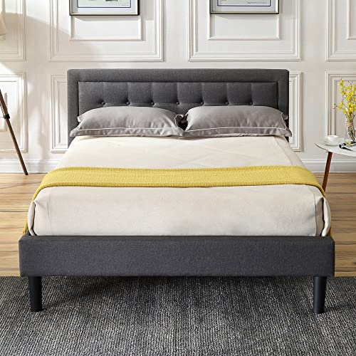 watch ba3f2 2328e High Headboard Platform Beds: Amazon.com