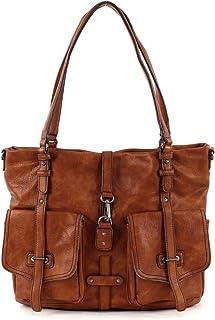 Tamaris Bernadette 2027171-305 Damen Shopper 36x30x12 cm (B x H x T)