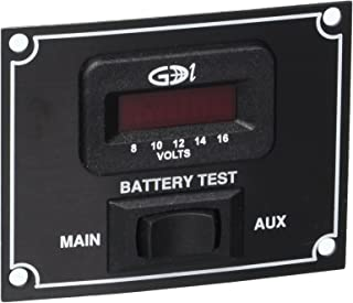 JRV Products A7312BL LCD Battery Meter