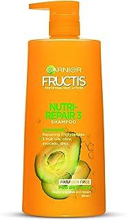 Garnier Fructis Nutri-Repair 3 Shampoo For Dry Hair 850ml