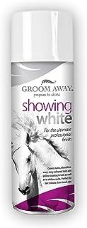 Brudgumme bort visar vit concealer