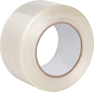Clear, IPG Filament Tape 72-Pack 12mm x 54.8m