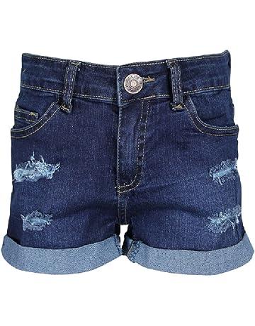 Amazon Es Pantalones Cortos Nina Ropa