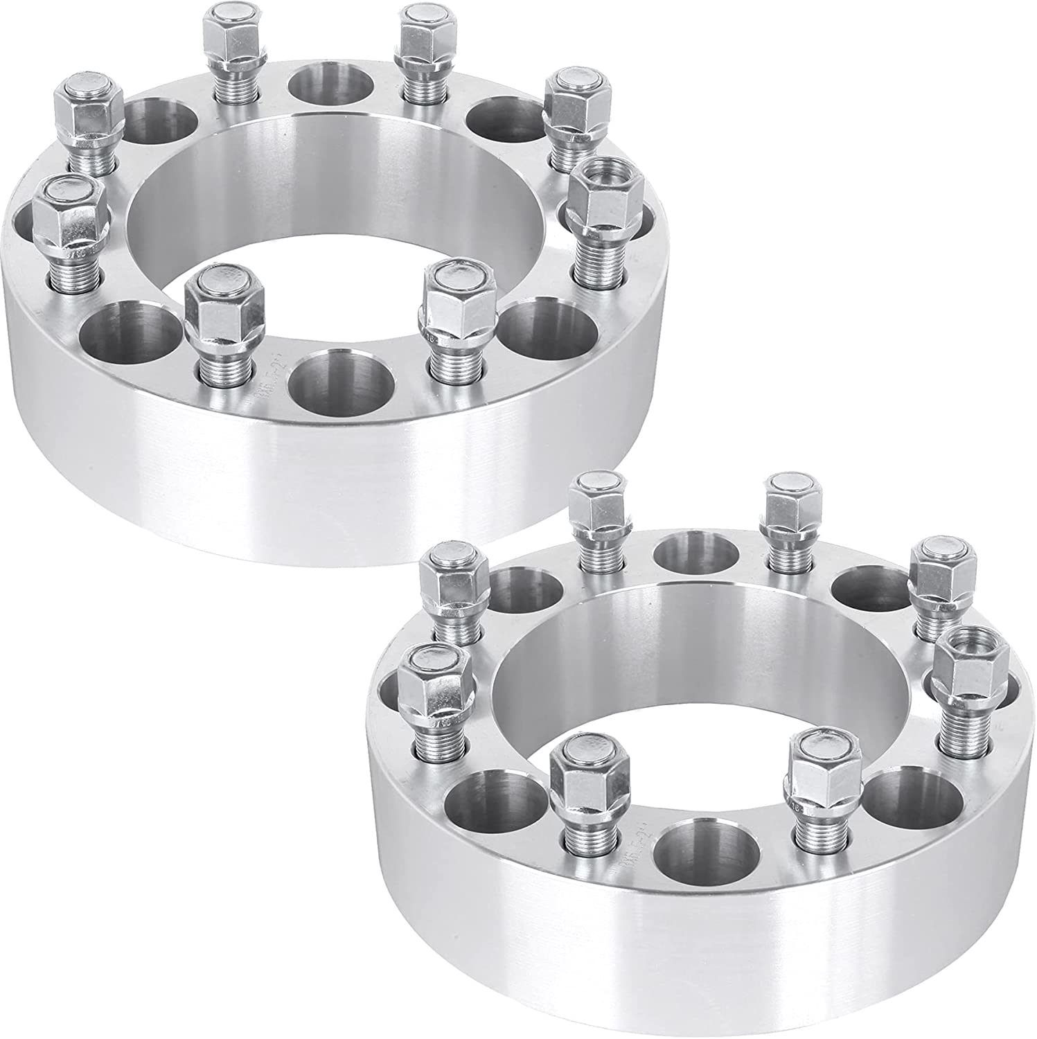 QUALINSIST Max 78% OFF Wheel Spacer 2 inch Adapters with Studs 1 9 16