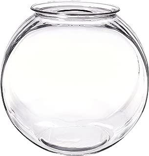 Anchor Hocking 4263 Goldfish Bowl-Drum, 2 Gallon