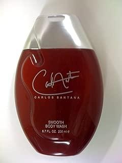 Carlos Santana 3 Piece Gift Set for Men (Cologne Spray, Smooth Deodorant, Music CD)
