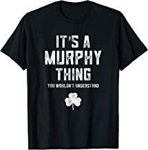 It's A Murphy Thing You Wouldn't Understand Family Christmas
