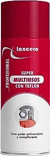 Lancero | Aceite multiusos con PTFE/teflón en spray | Grasa