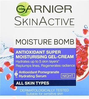 Garnier Moisture Bomb Hydrating Night Cream Moisturiser, 50