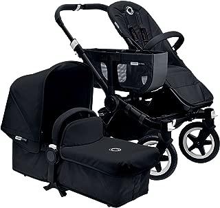 Bugaboo Donkey Complete Mono Stroller - Black - Black