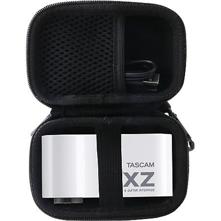 WERJIA 専用保護収納ケース 用の TASCAM iXZ マイク ギターインターフェース