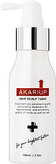 アカリアップ AKARIUP スカルプ ヘアトニック 育毛 増毛 頭皮環境 におい 改善 かゆみ 白髪 抜け毛 対策 発毛促進 シリコン フリー パラベン フリー 幹細胞エキス 天然成分 配合 (アカリアップ)