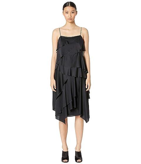 GREY Jason Wu Dress Drape Layered Dress