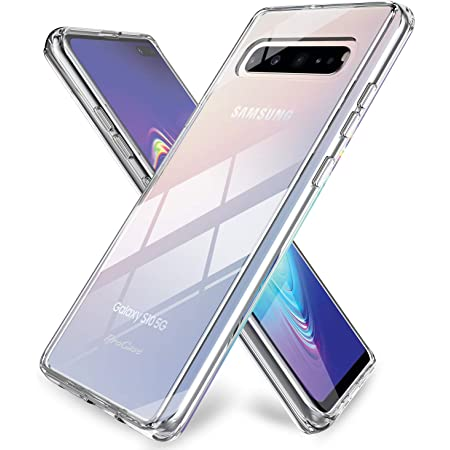 finition parfaite Coque en silicone originale de haute qualit/é Coque en silicone simple compatible avec Samsung Galaxy S10 5G, en rouge Case Inv Coque de protection ented