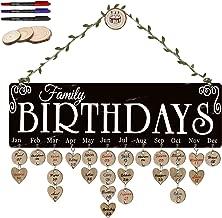 Best birthday calendar board Reviews