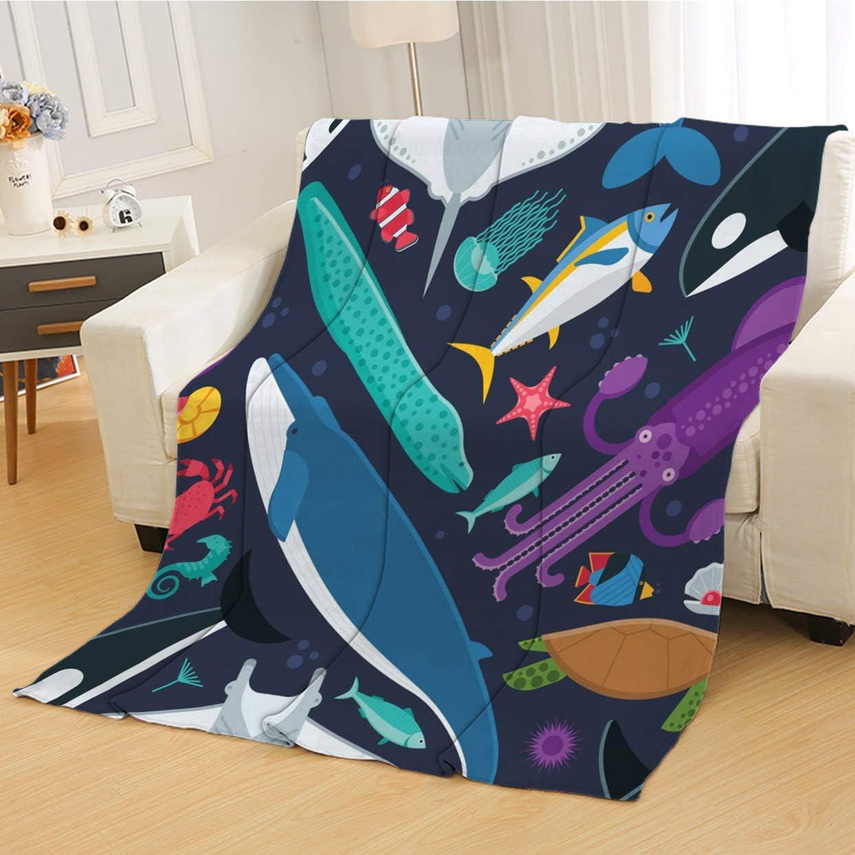 RLDSESS Children Warm Ranking TOP4 Queen Bed Soft Weighted C Blanket Max 54% OFF