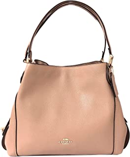 Women's Pebbled Leather Edie 31 Shoulder Bag