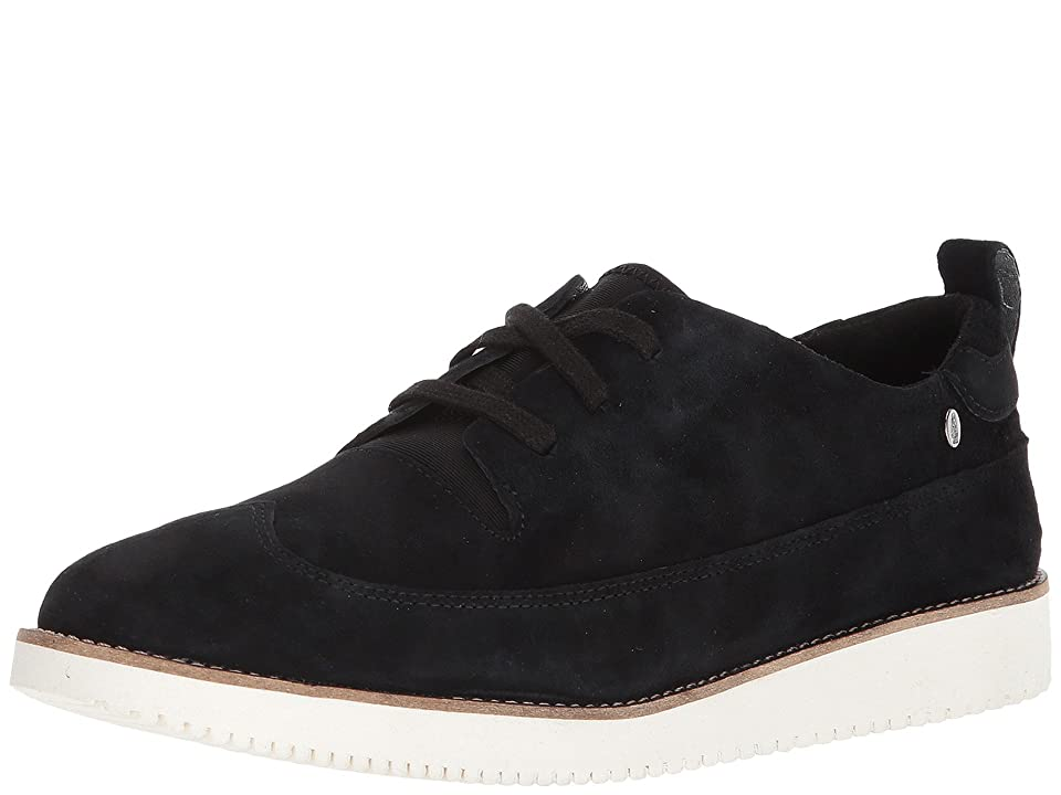 Hush Puppies Chowchow WT Oxford (Black Suede) Women