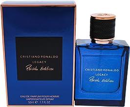 Cristiano Ronaldo Legacy Private Edition 50ml Hombres - Eau de parfum (Hombres, 50 ml, Maple syrup, Clearwood, Tonka, Amber, Vanilla bean, Moss, Aerosol, 1 pieza(s))