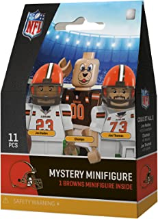 Cleveland Browns Mystery Player Pack NFL OYO Generation 4 G4 Mini Figure