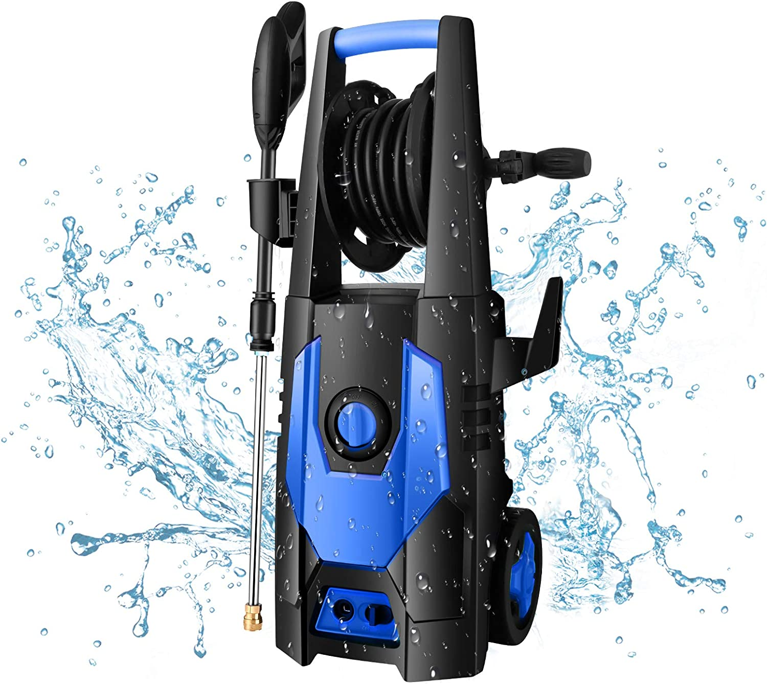 mrliance 1800W 2.0GPM Electric Cleaner Max 45% OFF PSI 3500 OFFicial shop Pre High Machine