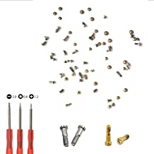Replacement Screws for iPhone 6 Plus,Including Battery Replacement Screws,Screen relacement Screws Full Set with Bottom Pentalobe Screws,