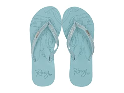 Roxy Kids Disney(r) Napili (Little Kid/Big Kid) (Light Blue) Girls Shoes