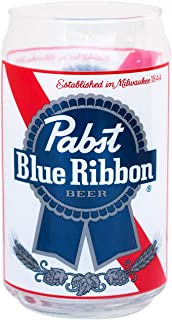 Pabst Blue Ribbon Beer Can Pint Glass