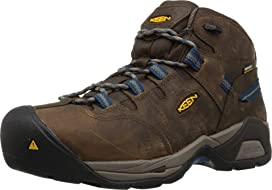721d0ab8ae Keen Utility Flint Mid at Zappos.com