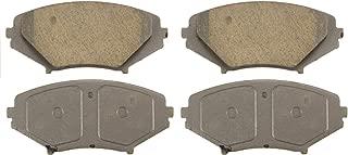 Wagner ThermoQuiet QC1009 Ceramic Disc Pad Set, Front