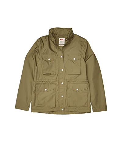 Fjallraven Raven Lite Jacket (Green) Women