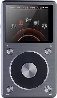 FiiO X5 High Resolution Music Player (2nd Generation)(Titanium)